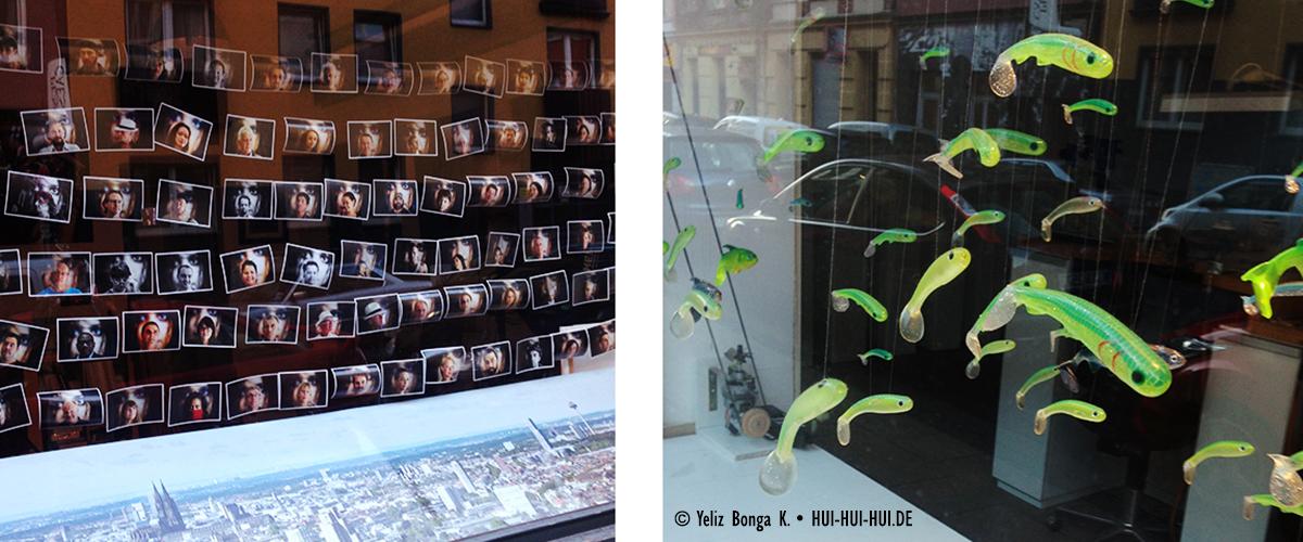 Schaufenster und Rahmenreinigungen